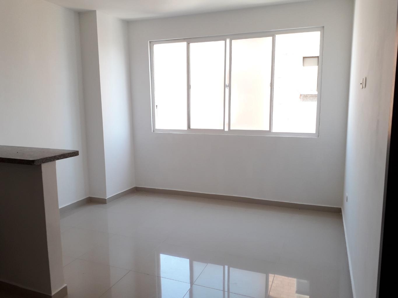 57838 - Apartamento de 1 alcoba priada con mini split, amplio, piscina, ascensor