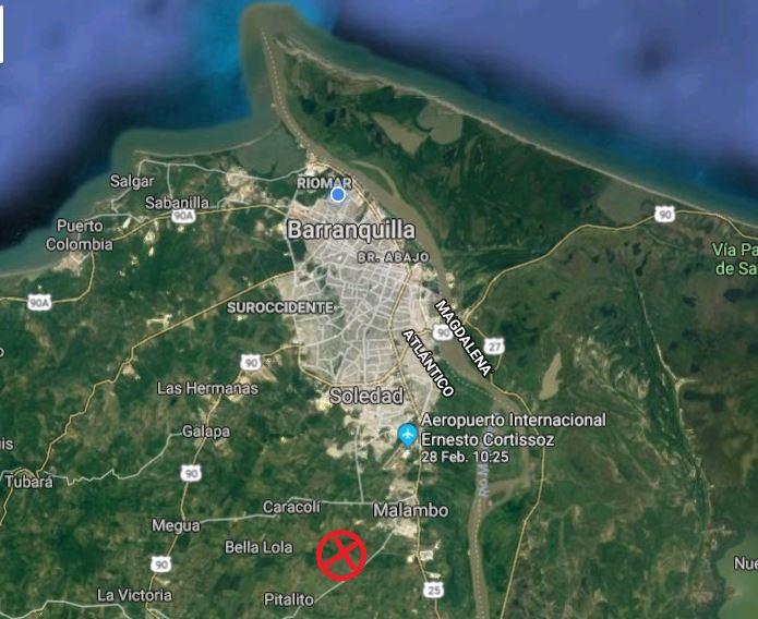 Casalote en Malambo, MALAMBO 85034, foto 5