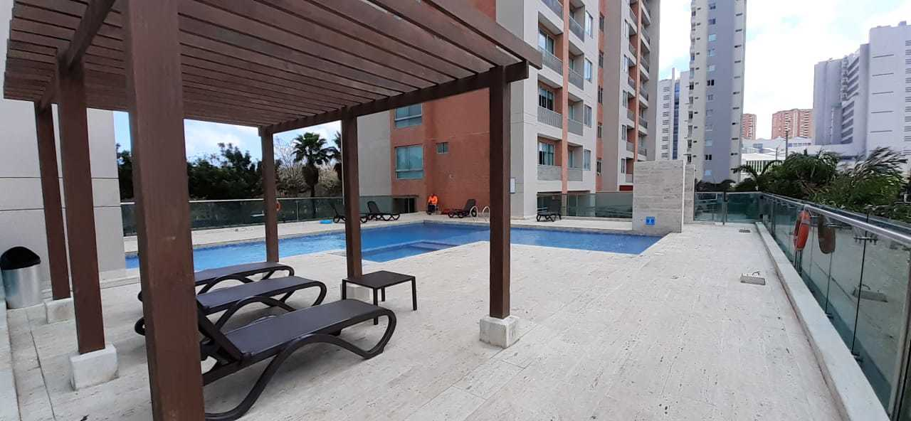 Apartamento en Barranquilla 1019
