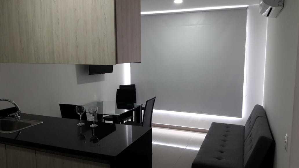 98230 - Apartamento amoblado en arriendo Barranquilla