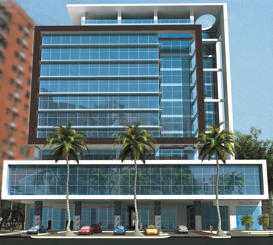 100141 - Oficina en Venta, Altos del Prado, Barranquilla