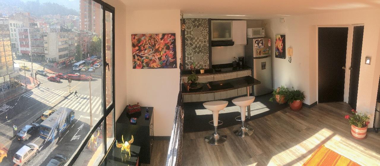 Apartamento en Chapinero Central 10983, foto 3