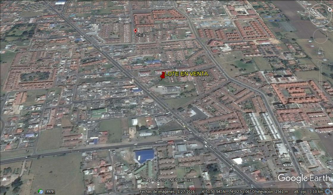 Casalote en Delicias Norte, CHIA 83001, foto 3