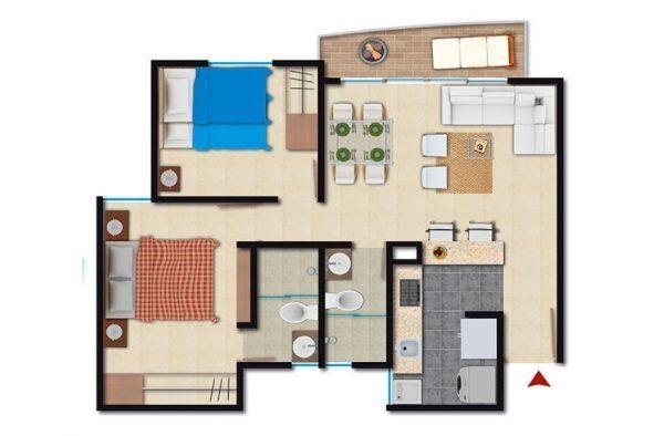 Apartamento en Girardot 6562, foto 19