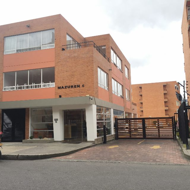 Apartamento en Mazuren 10682, foto 0