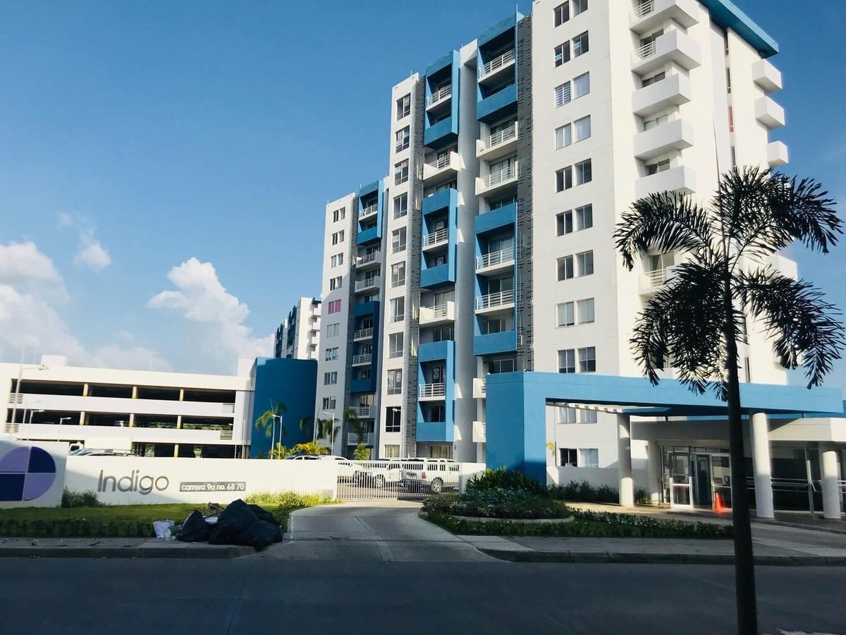 103353 - Apartamento en venta, La Castellana - Montería