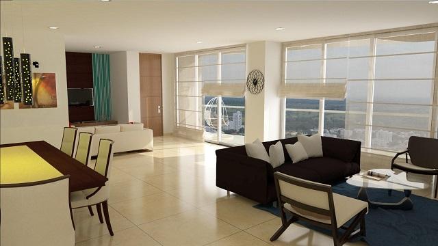 Apartamento en  El Recreo, MONTERIA 74351, foto 3