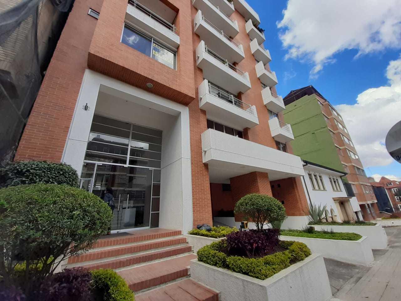 Apartamento en Chapinero Alto 10687, foto 1