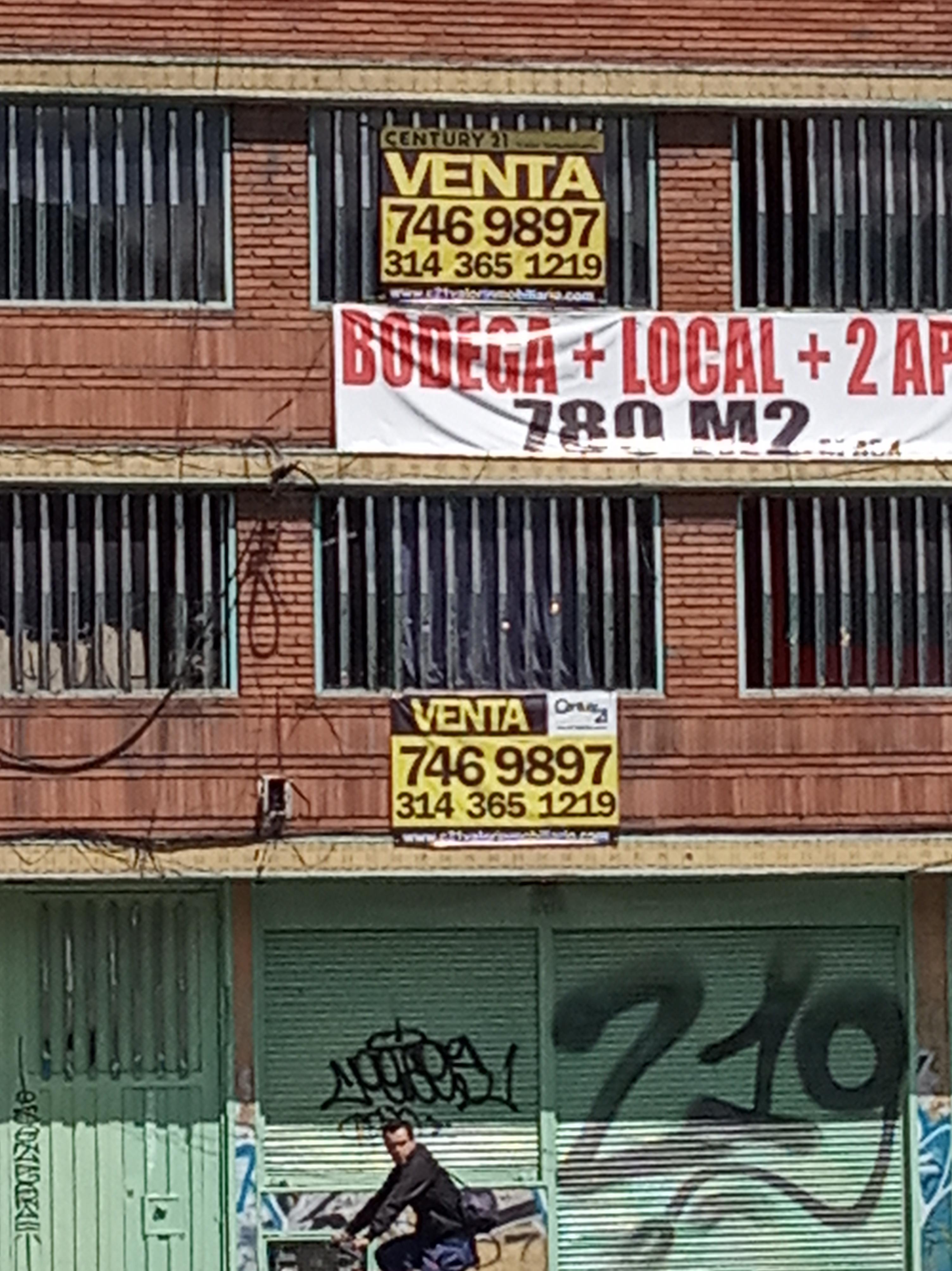 Bodega en Olaya 5664, foto 1