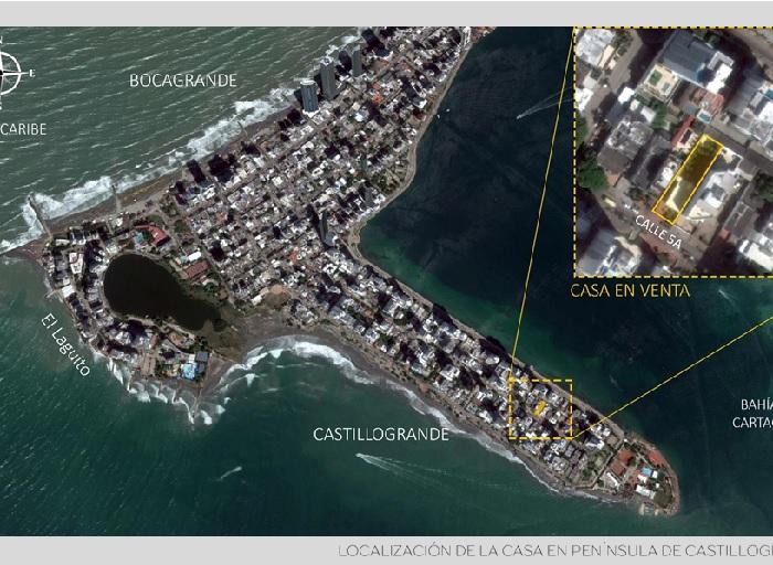 Casa en  Castillogrande, CARTAGENA DE INDIAS 83827, foto 3