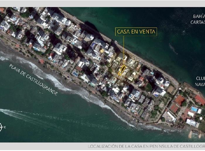 Casa en  Castillogrande, CARTAGENA DE INDIAS 83827, foto 4