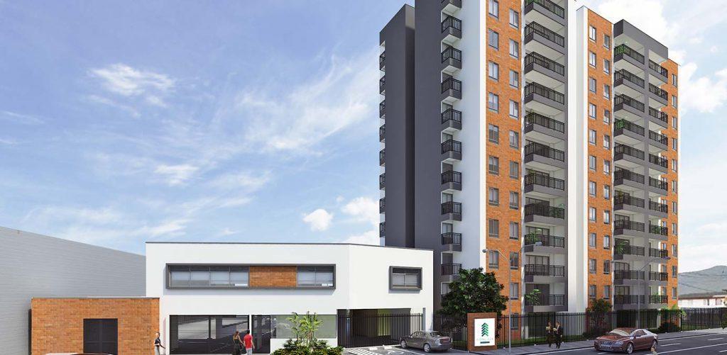 100556 - Venta Apartamento La Flora