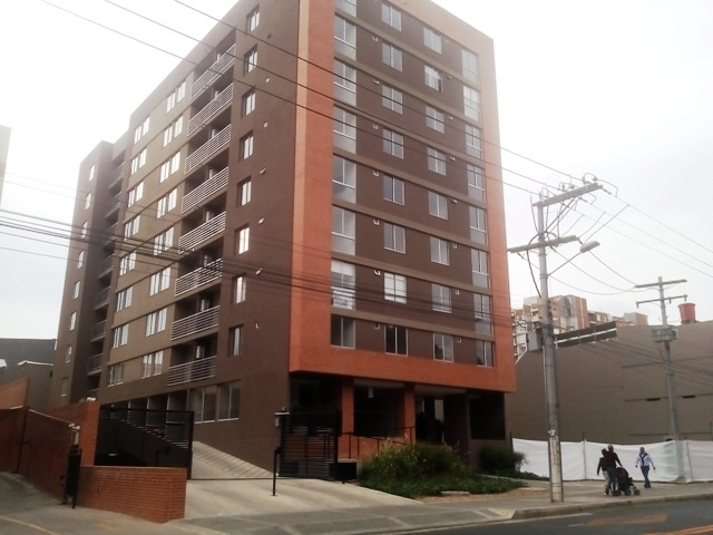 Apartamento en Cantalejo 5937