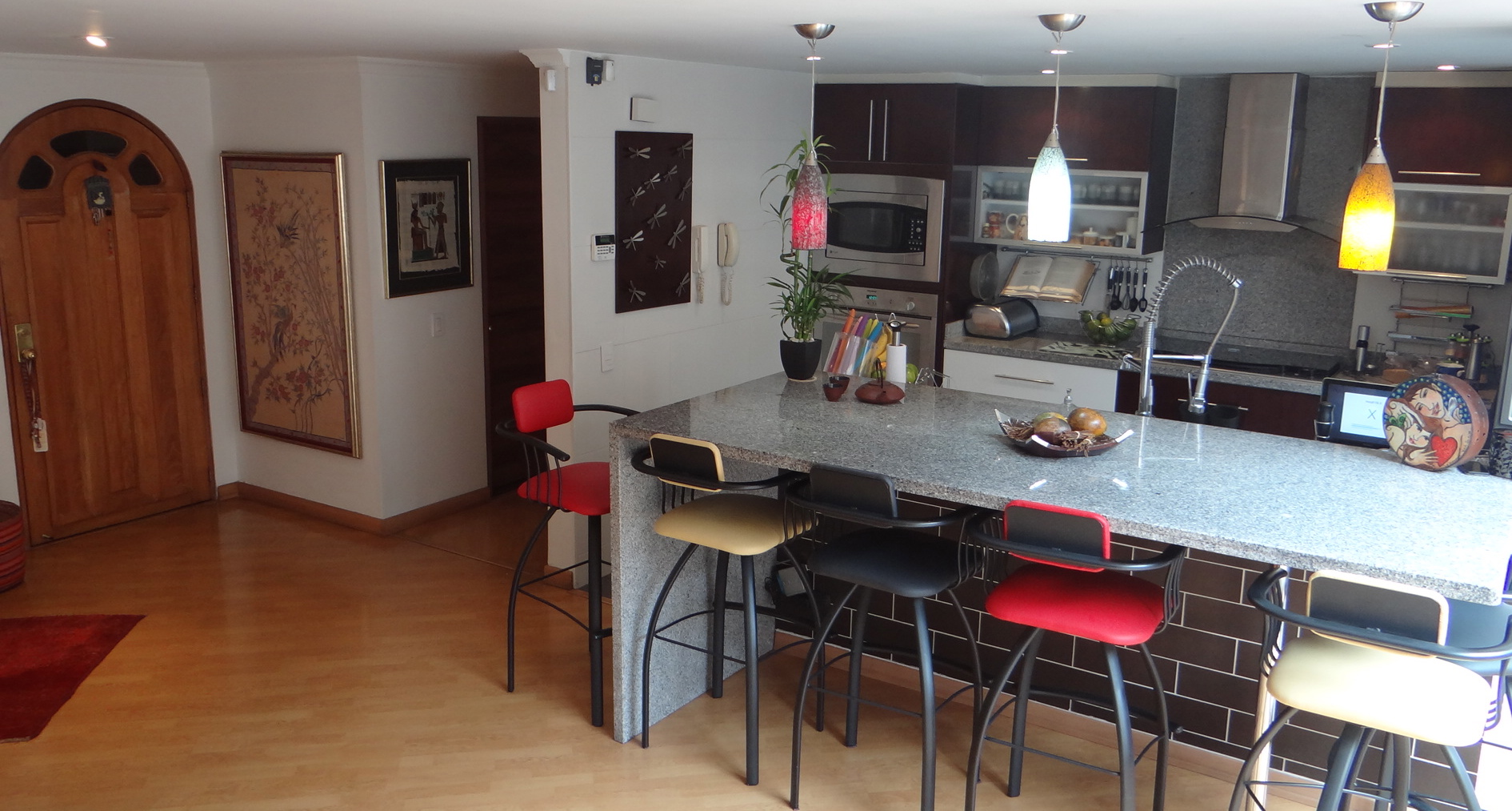 Apartamento en San Patricio 5614, foto 1