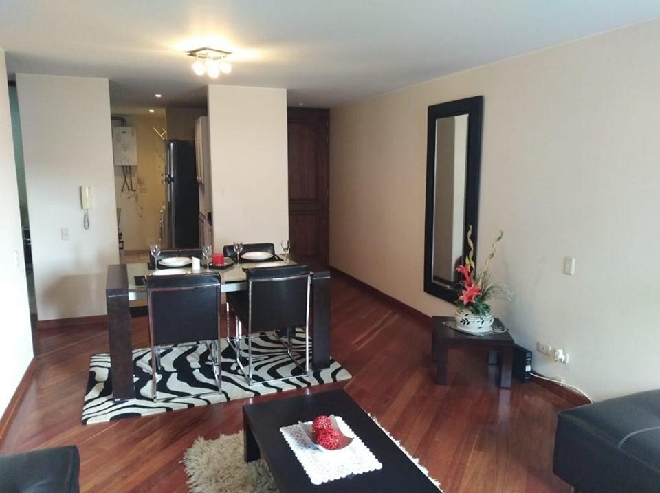 97172 - Renta de apartamento amoblado