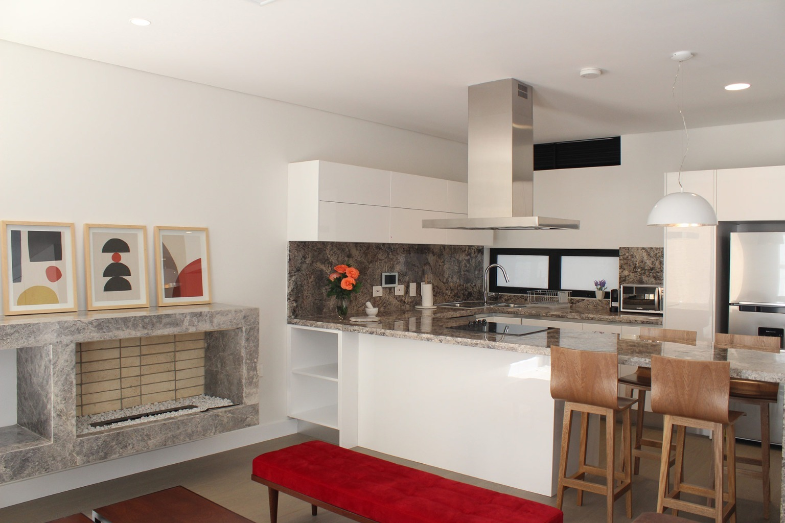 Apartamento en Los Rosales 6675, foto 4