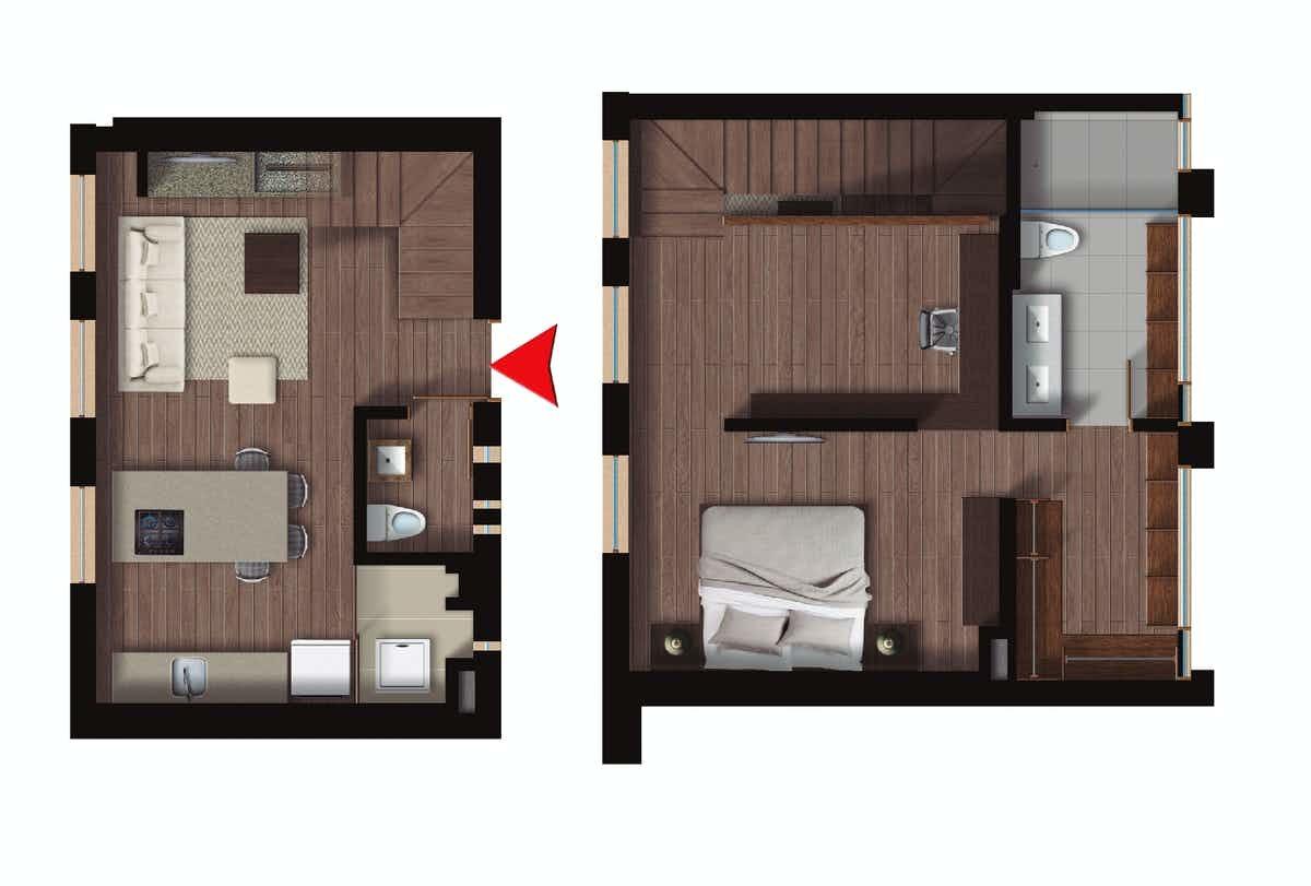 Apartamento en Los Rosales 6675, foto 14
