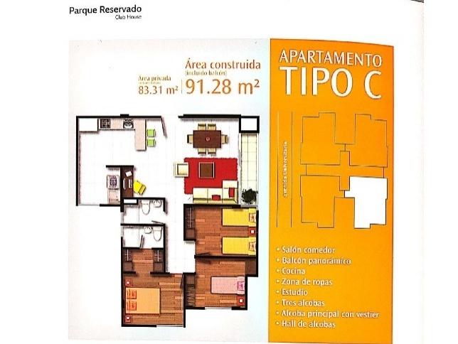 Apartamento en Tunja 546, foto 3