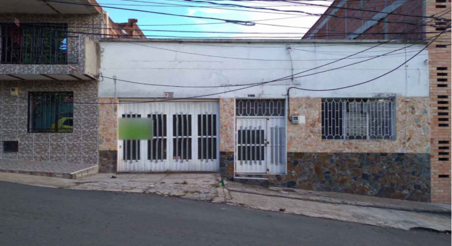 102156 - SE VENDE CASA LOTE EN BUENOS AIRES, MEDELLIN