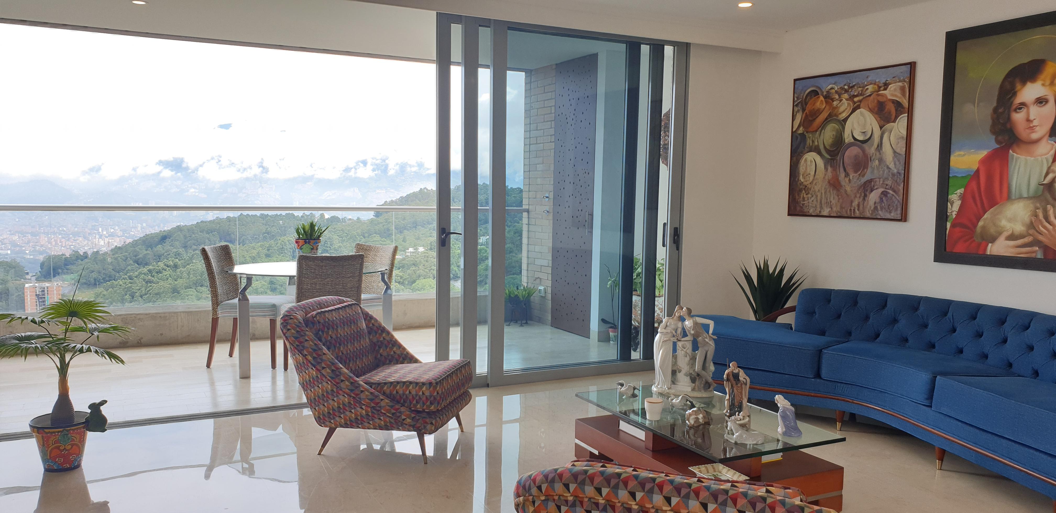 Apartamento en  El Poblado, MEDELLIN 2278, foto 2