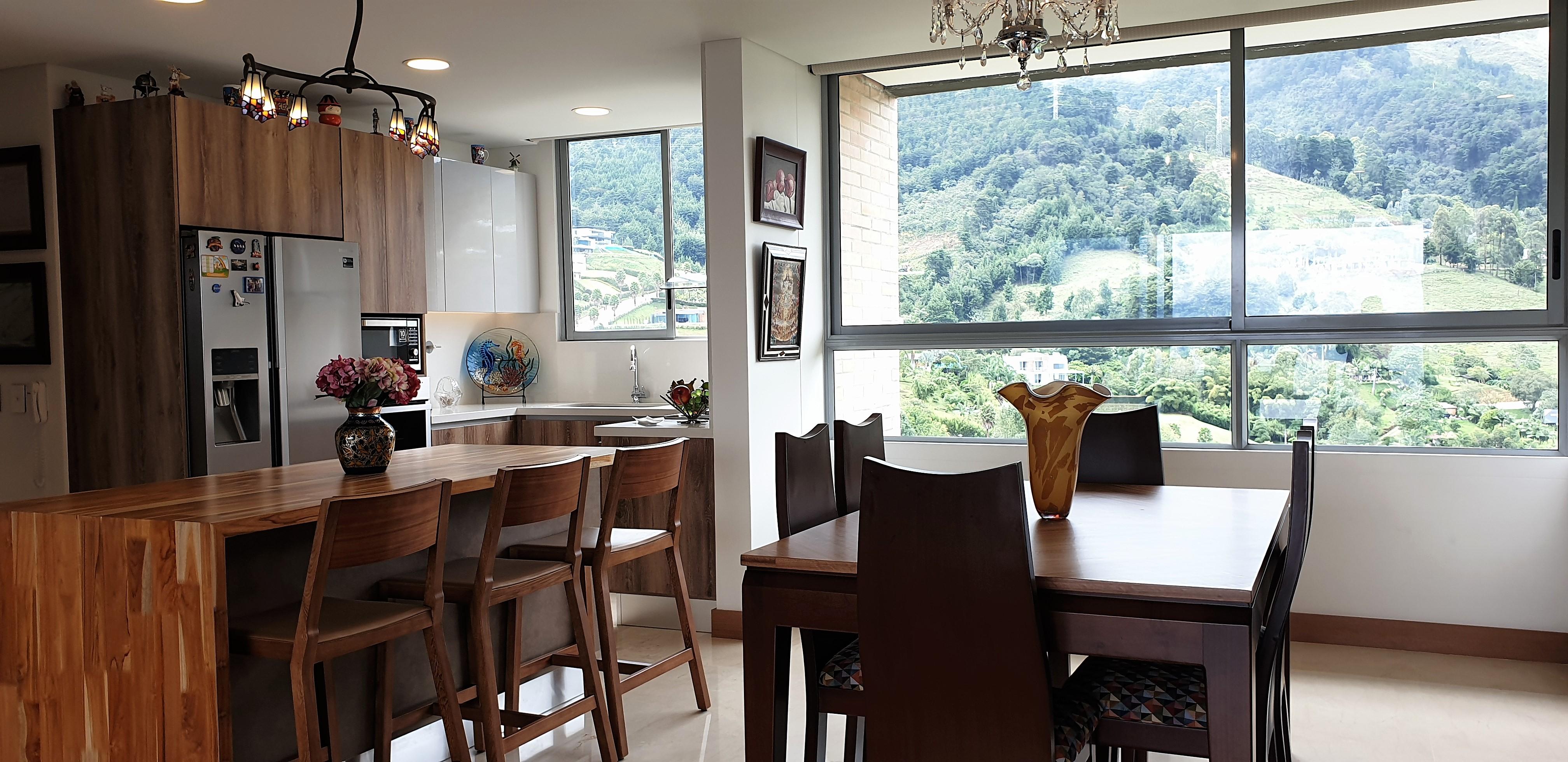 Apartamento en  El Poblado, MEDELLIN 2278, foto 5