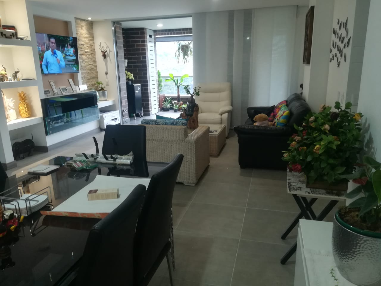 Apartamento en Loma de las Brujas, ENVIGADO 2284, foto 1