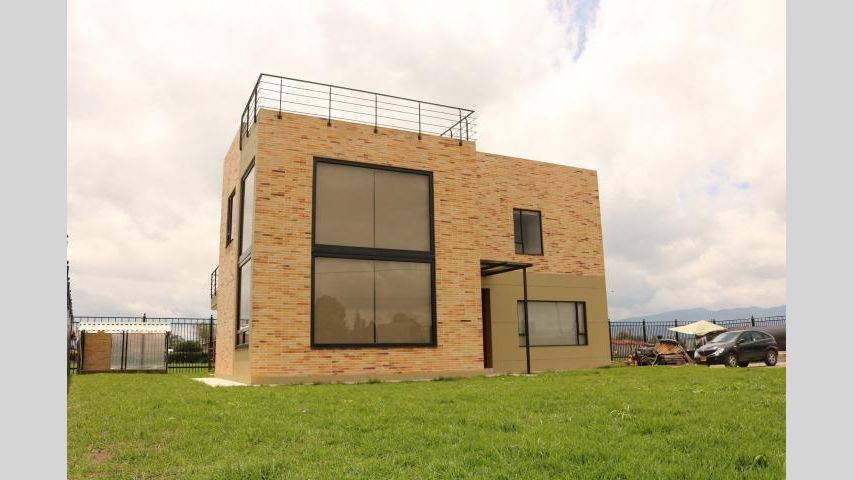 100026 - Hermosa casa para la venta en vereda la Moya (Cota - Cundinamarca)