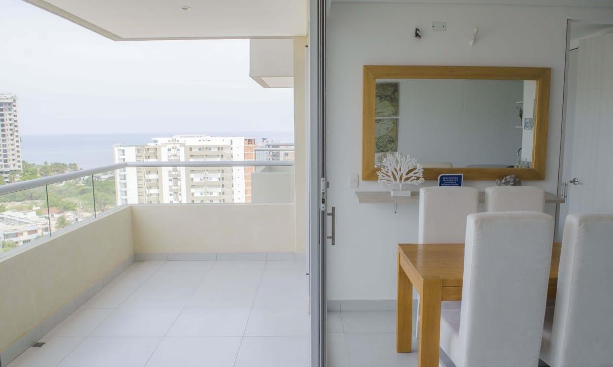 Apartamento en , SANTA MARTA 1255, foto 2