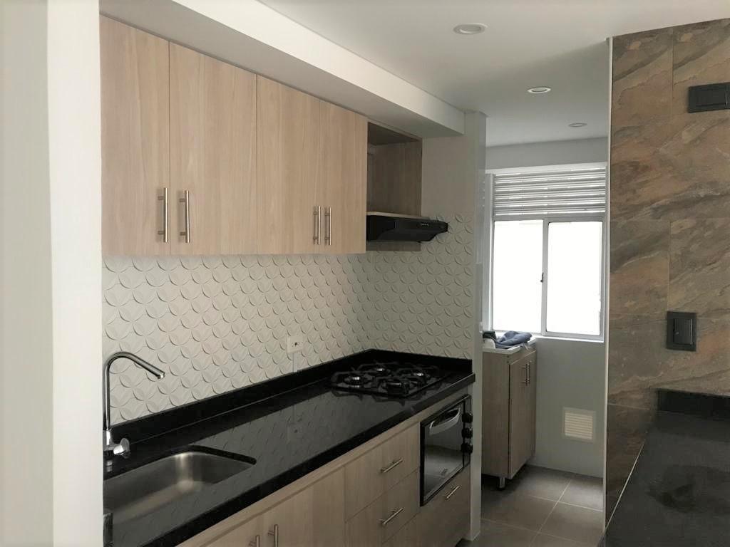 Apartamento en Sopó 8493