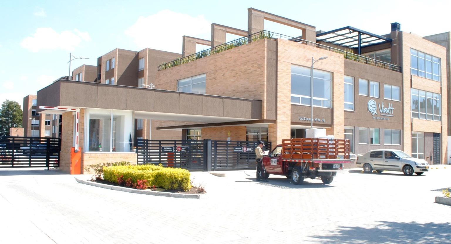 97478 - Estrene Apartamento Dos Alcobas y Parqueadero