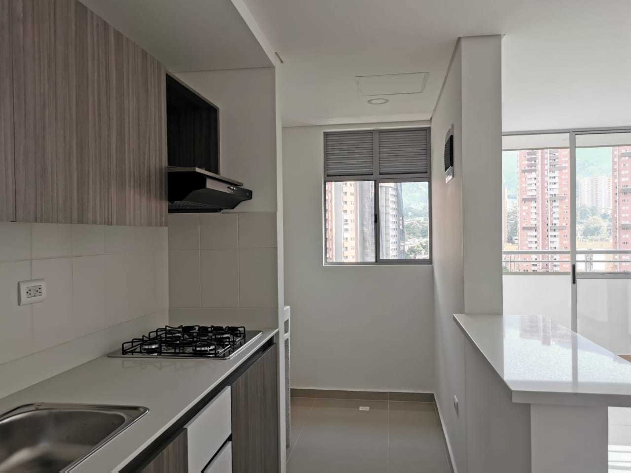 100025 - Apartamento En venta  - Itagui - Antioquia