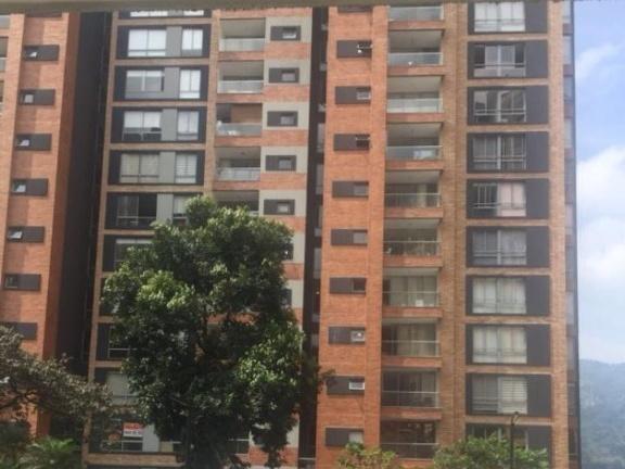100235 - Arriendo Apartamento Loma las Brujas Envigado Colombia