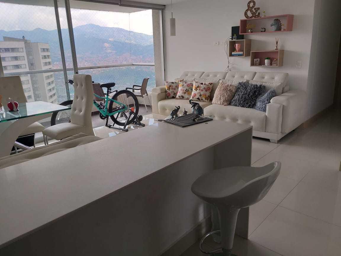 101078 - Se Vende Apartamento Loma del Indio- Medellin
