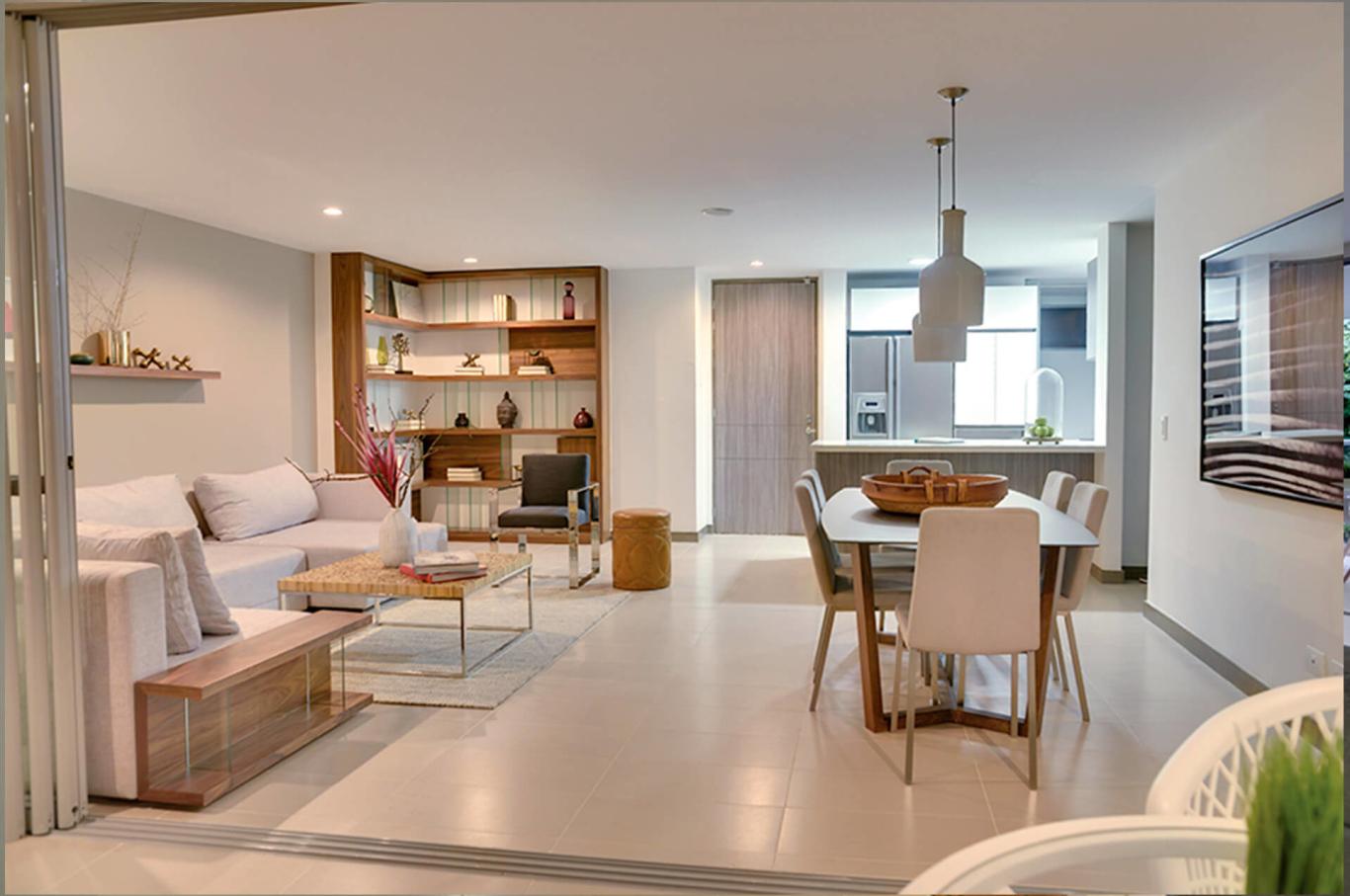 101416 - Venta Apartamento Sector Otraparte Envigado Medellin