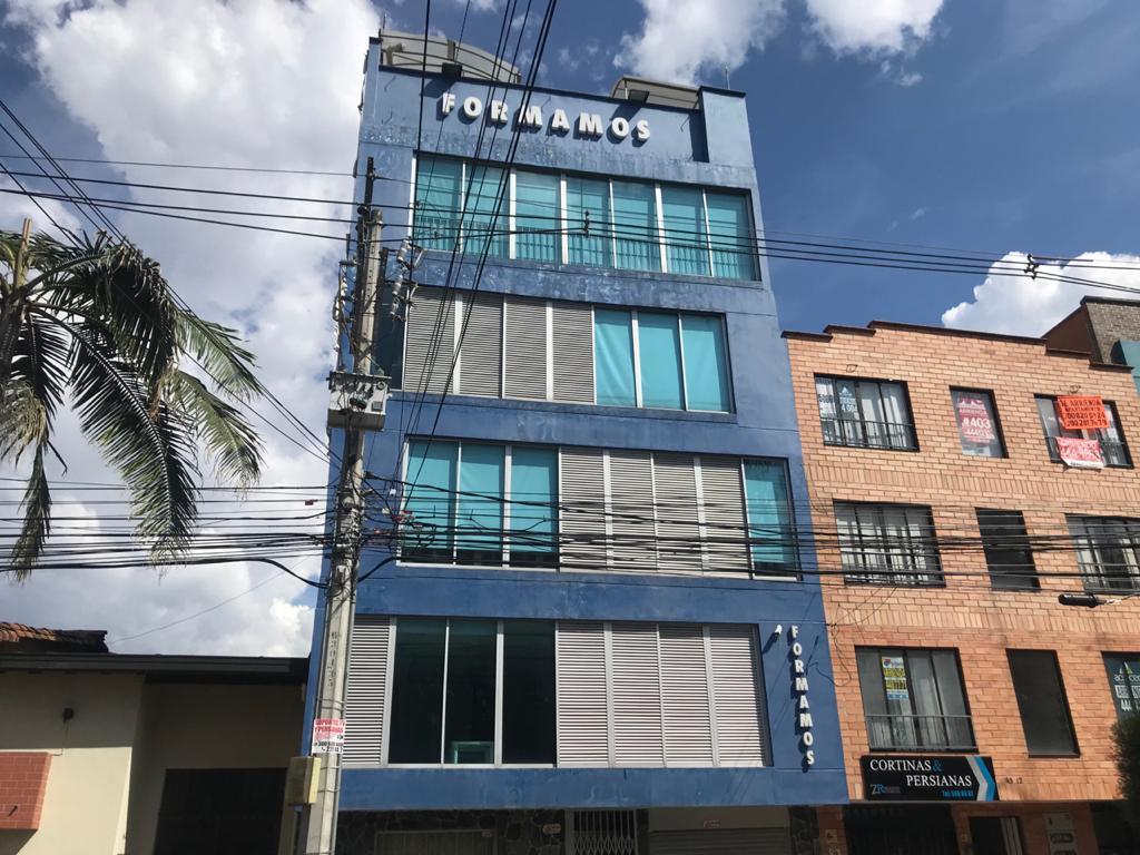 102691 - Venta Edificio Residencial -Comercial Sector Velodromo-Laureles Medellin