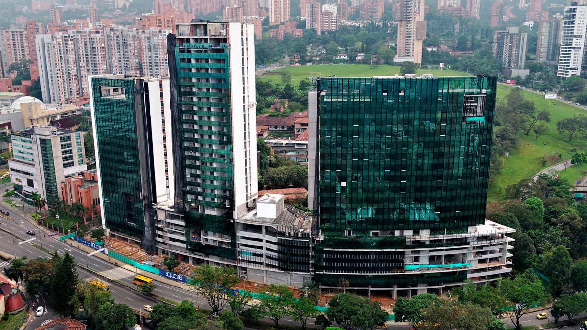 Oficina en Medellin 1032