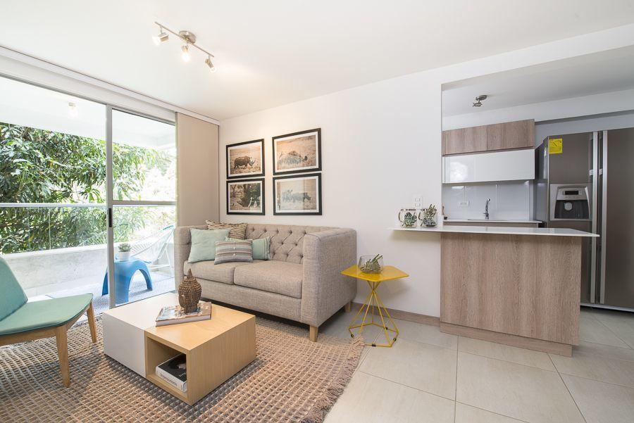 Apartamento en Medellin 618