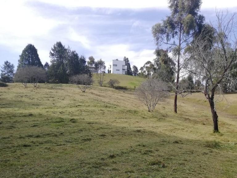 97608 - Venta de lote en la loma del escobero entrada Bosques de Salamanca
