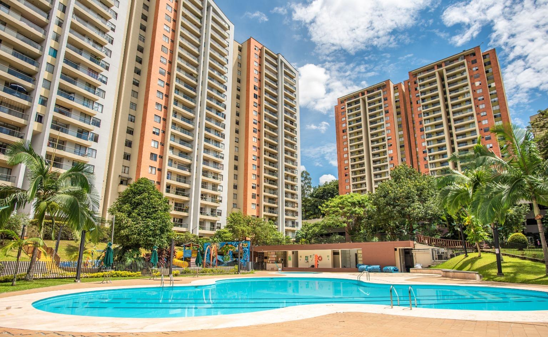 98779 - Venta apartamento en Loma De Los Bernal