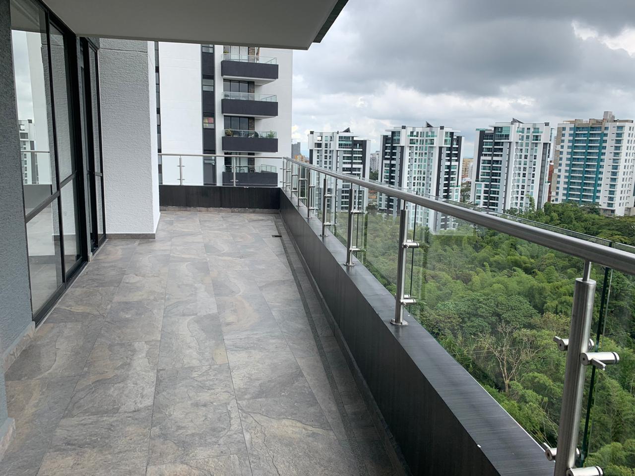 100524 - Apartamento en el edificio Horeb con hermosa vista