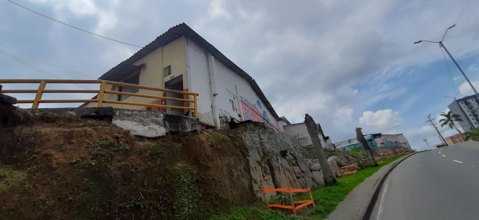 102269 - En venta construcción liviana en el centro de Armenia