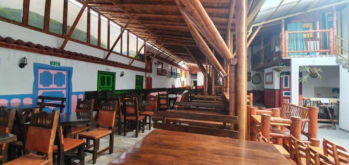 99340 - Venta Restaurante En Circasia